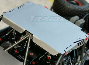 Details about Stainless Steel Body Armor Roof Panel fitsTraxxas 1/7 UDR  Unlimited Desert Racer