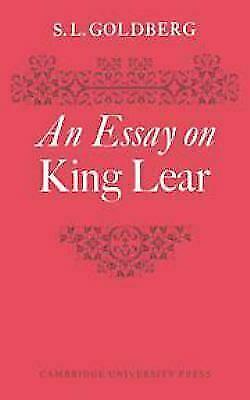 Essay on king lear