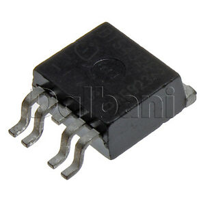 BTS432E2-Original-Pulled-Infineon-HS-PWR-Switch-PROFET-44A-42V-5-Pin-TO-263-SMD