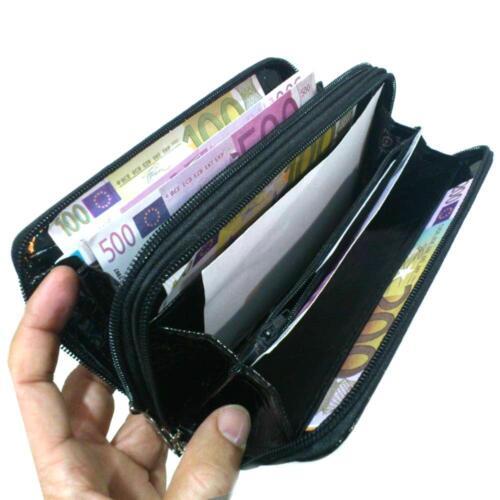Geldbörse Portmonai Tasche Visiten kartenetui Wallet Damengeldbörse Geldbeutel