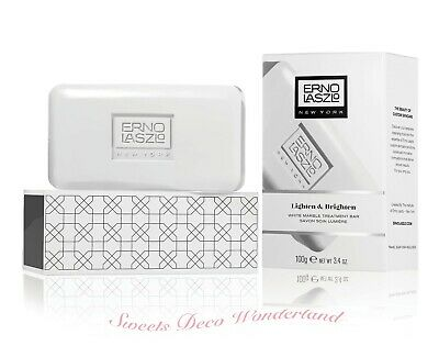 100 Auth Erno Laszlo White Marble Treatment Cleansing Bar
