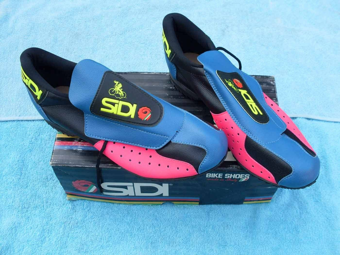 New Cycling chaussures Sidi ATB competition Taille 44 made in