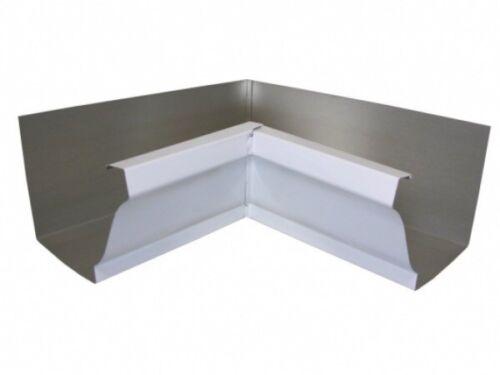 5 Inch Seamless Gutter Internal Box Corner