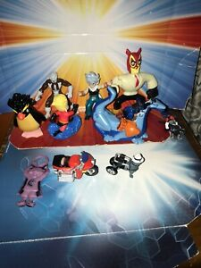 Action-Figure-Mixed-Fodder-Lot-4