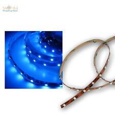 1m LED Lichtband blau 12V, SMD Streifen Band flexibel, Lichtleiste Stripe blue