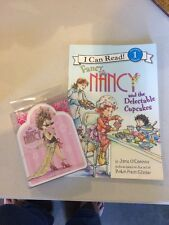 Girls Fancy Nancy Card Game by Briarpatch Jumbo Cards And Fancy Nancy Book