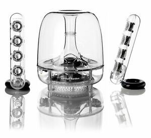 Harman Kardon SoundSticks III Multi Media Speaker System (40Watts)
