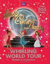 Strictly Come Dancing: Whirling World Tour Sticker Book, 1444912933, New Book