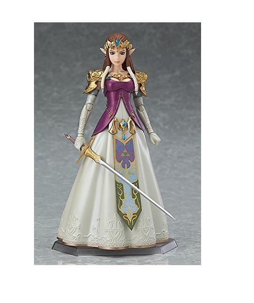 Loz twilight princess zelda figma action - figur von max.
