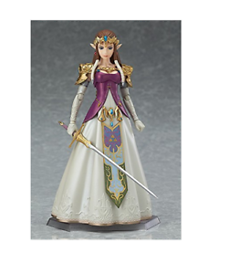 LOZ Twilight Princess Zelda figma Action Action Action Figure By MAX FACTORY da02ef