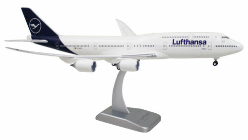 Lufthansa boeing 747-8 1:200 limox Wings lw200dlh003 b748 D-Abya new livery LH