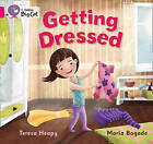 Collins Big Cat: Getting Dressed: Pink A/ Band 1A by Teresa Heapy (Paperback, 2012)