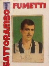 Figurina Cartonata N.147 Stacchini Gino Rarissima-juventus Ed.Edj Calciocampioni