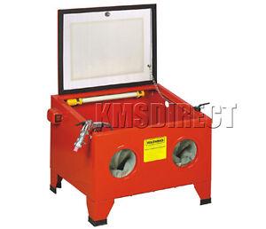 Sandblaster-Sand-Blaster-Blasting-Blast-SandBlasting-Bead-Cabinet-Grit-SBC90-NEW