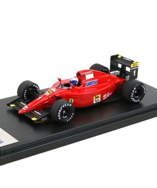 100.Ferrari GP Win Prost 1:18 Looksmart Ferrari 641 Winner GP France