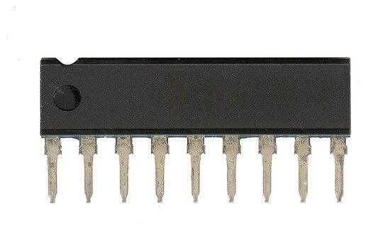 TA7522S  TOSHIBA INTEGRATED CIRCUIT SIP-9 /'/'UK COMPANY SINCE1983 NIKKO/'/'