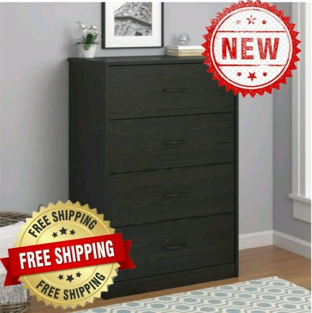 Mainstays Dresser Chest Bedroom Storage