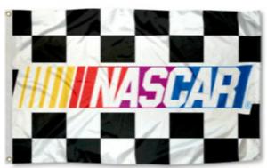 NASCAR-CHECKERED-FLAG-3-039-X5-039-NASCAR-RACING-BANNER-FREE-SHIPPING-USA