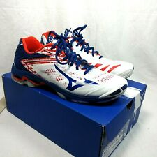 mizuno wave lightning z5 stars and stripes xs