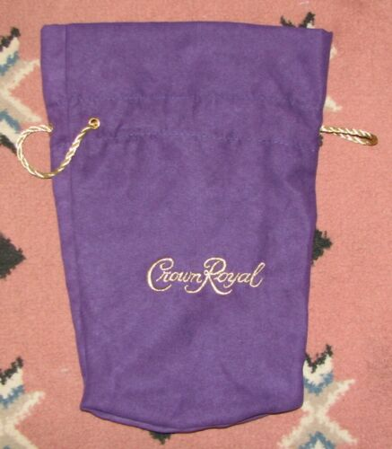 CROWN ROYAL CORNERSTONE BAG   RARE