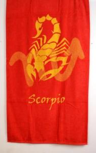 Full Size Bath Towel 100% Cotton, Scorpio New Towel For Bath