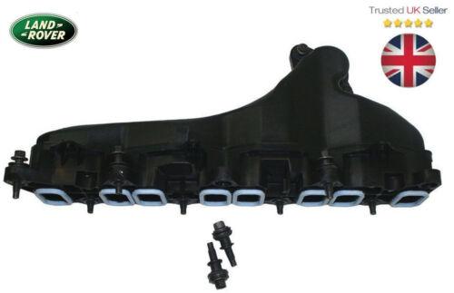 NEW GENUINE LAND ROVER DEFENDER 2.4 PUMA INLET MANIFOLD LR004404