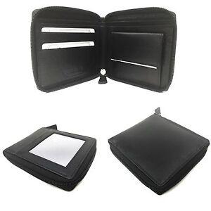 Golunski N2a New Leather Zip Around Wallet By Golunski