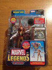 Marvel Legends Toy Biz Lady Deathstrike Action Fig, Onslaught Series MOC Sealed