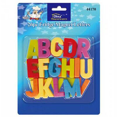 Letter Fridge Magnets A-Z Alphabet Spelling Educational Games Learning English