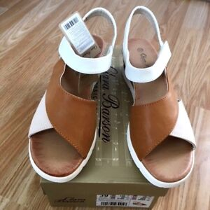 Women Orthopaedic Diabetic Black Slip on Cushioned Mule Sandal Wedge Shoe Size
