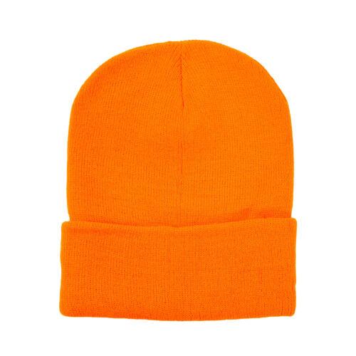 Cappello donna uomo unisex cuffia invernale cappellino berretto nuovo J6196
