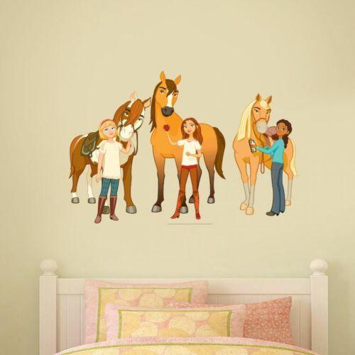 Spirit Riding Free Wall Sticker Group Decal Art vinyl Kids