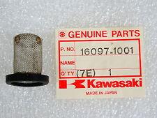 Kawasaki NOS NEW  16097-1001 Oil Strainer Assy KL KZ KEF KLF KLT KLX 1978-2015