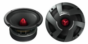 Pioneer 6.5-in Pro Series Mid-Bass Driver 4-ohms - TS-M650PRO