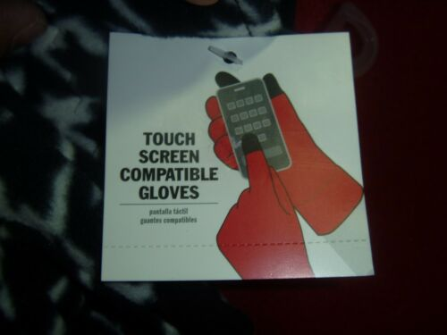 Touch Screen Compatible Gloves MSRP $5 RB 11463