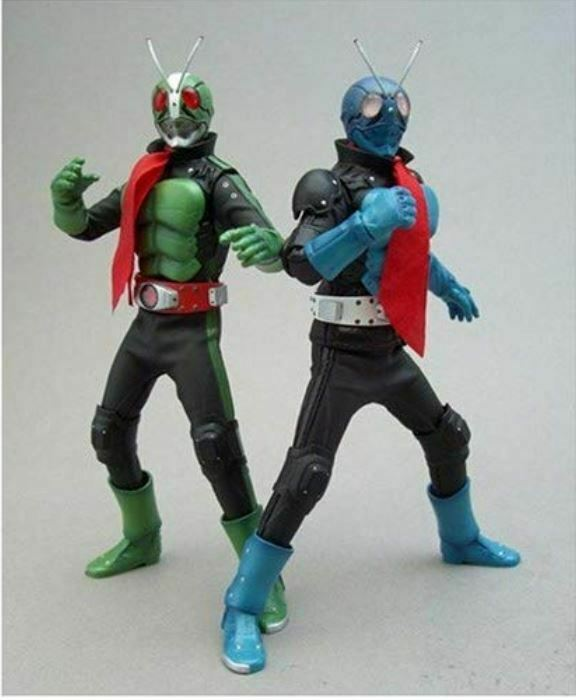 Hyper Hero Dynamite Gokin Collection Kamern Rider The First Otsuka
