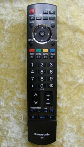 for LCD PDP TV TH58PZ850A.etc. Panasonic Remote N2QAYB000238 Same N2QAYB000122