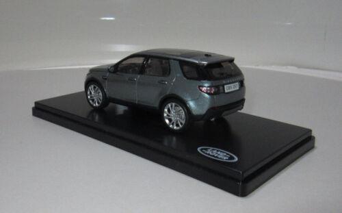Original Land Rover coche modelo discovery Sport scotia Grey 1:43 51 lrdcadiscos