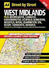 AA Street by Street West Midlands by Bloomsbury Publishing (Hardback, 2001)