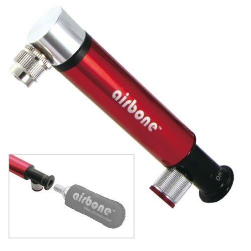 Support-Rouge Airbone ZT-724 double fonction CO2 Mini Pompe Incl