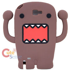 Domo Kun Samsung Galaxy Note 1 Domo Body Silicone Phone Case  N7000 i9220