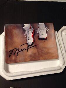 Michael-Jordan-034-LIFT-OFF-034-BULLS-Plate-Bradford-Exchange-UpperDeck-NBA