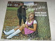 EROTIC COVER+++FRIEDEL HENSCH UND DIE CYPRYS Beim Heideröslein *60s VINYL LP*