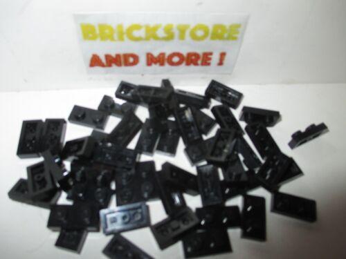 Lego Plaque plate 1x2 3023 Black//noir Choose Quantity x4 x10 x20 x40 x100