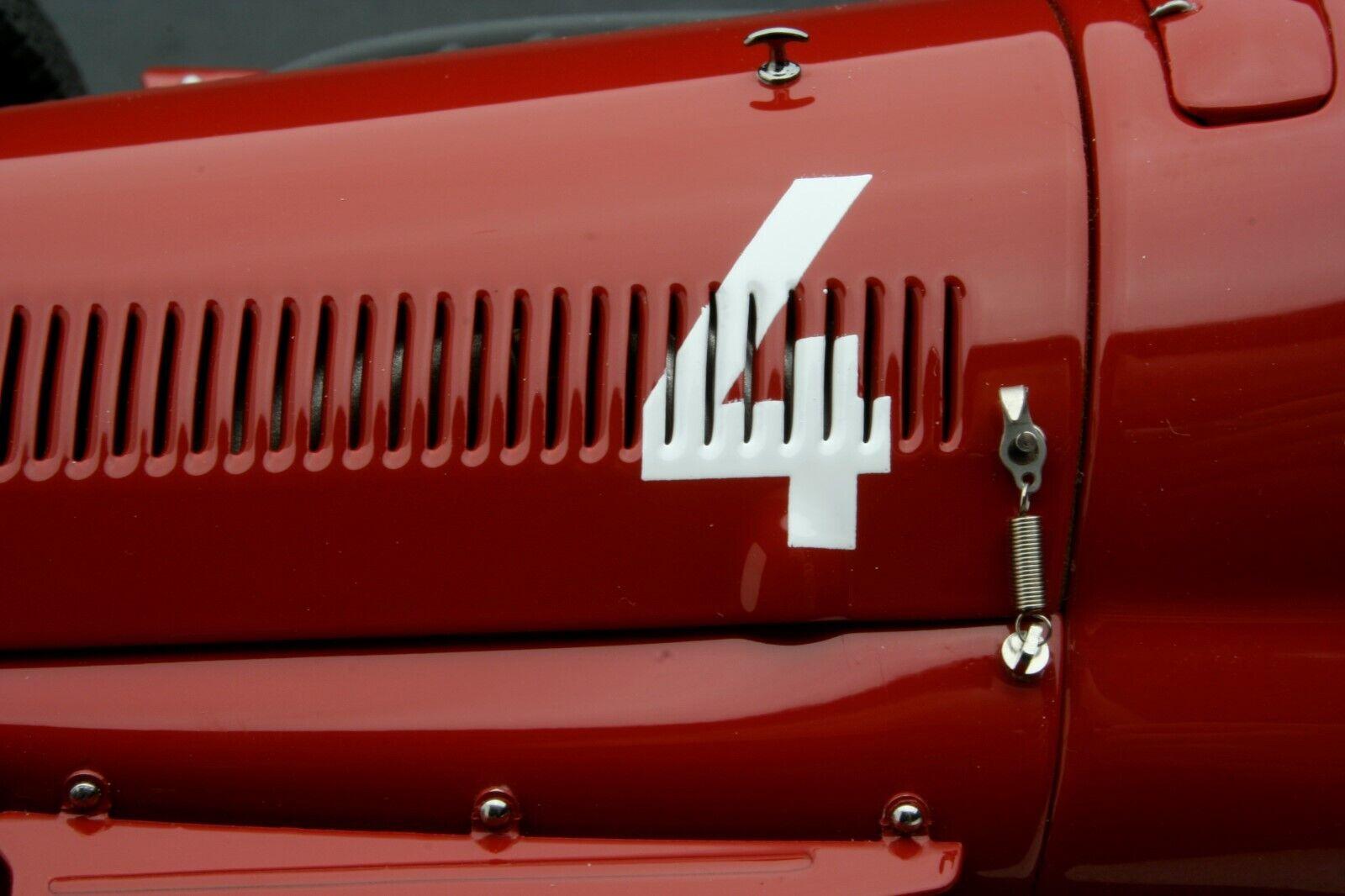Exoto XS 1 18   1951 Alfa Romeo Alfetta 159   N.Farina   1. Belgisch Grand Prix