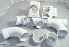 Central Vacuum Cleaner 1-Inlet Installation Kit BI-92078