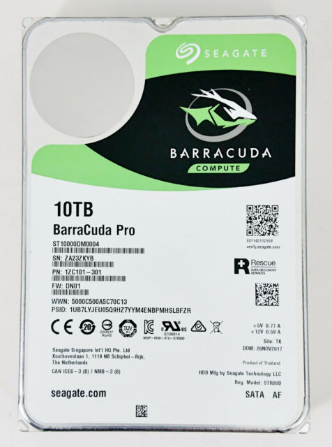 750GB SATA 3.5 HDD Seagate ST3750330AS 3.0Gp//s 7200RPM