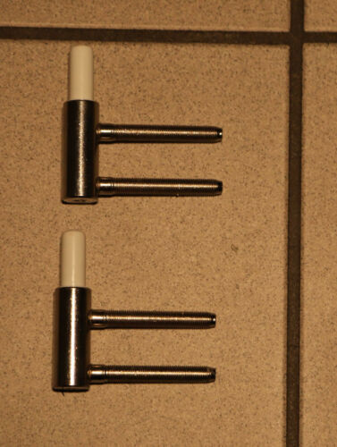 2er Set Türband Einbohrband Scharnier von HGM Türen