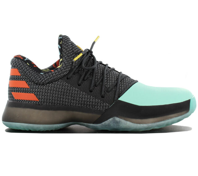 Adidas James Harden Vol.1 Men s Sneakers Baketball Shoes BW1573 Gym Shoe New 7d905367a