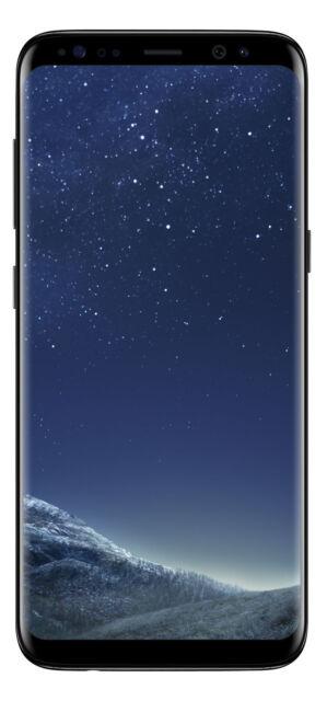 Samsung Galaxy S8 Midnight Black - 64 GB